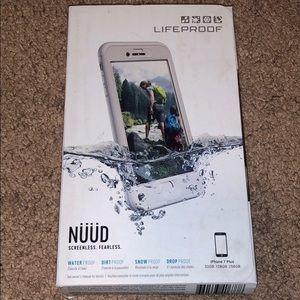 lifeproof nuud iphone 7-8 plus